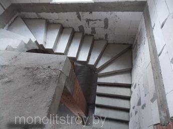 лестницы из бетона, фото