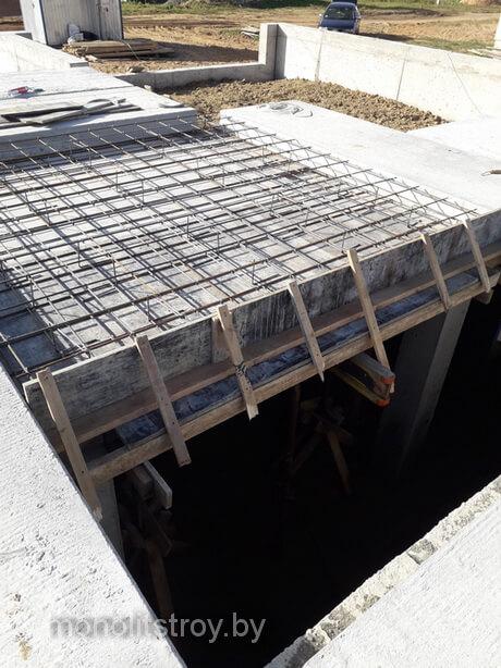 бетонные монолитные работы под ключ